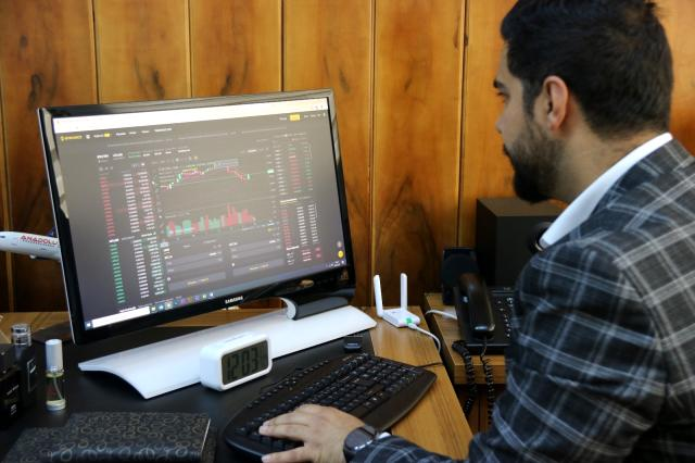 Kripto parada işlem hacmi günlük 20 milyar lira Bitcoin