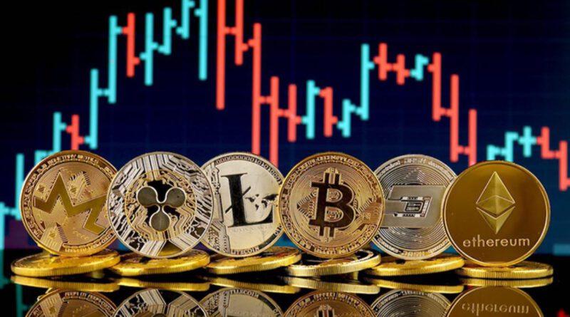Kripto para piyasalarına Çin darbesi! 15 günde 1 trilyon dolar buhar oldu Bitcoin
