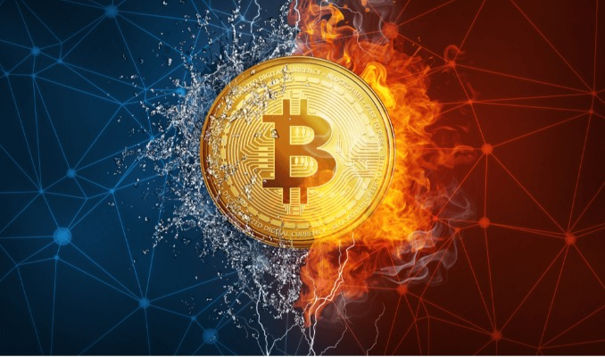 Bitcoin, kritik destek seviyesine yaklaşıyor Bitcoin