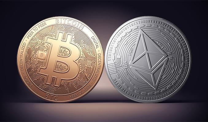 Büyük yatırımcılar Bitcoin yerine Ethereum'a yöneliyor Bitcoin
