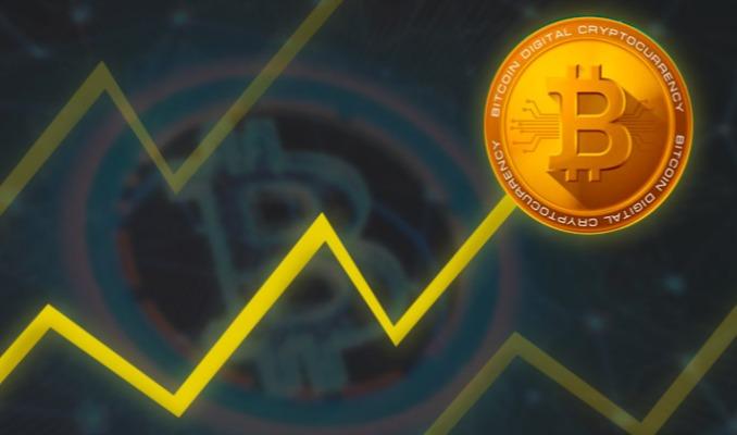 Bitcoin, rekor seviyeye yaklaştı Bitcoin
