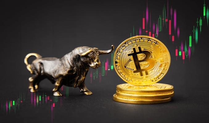 Bitcoin son 6 ayın rekor seviyesinde Bitcoin