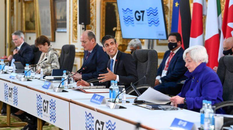 Merkez bankaları dijital paraları için G7'den finansal istikrar uyarısı Bitcoin