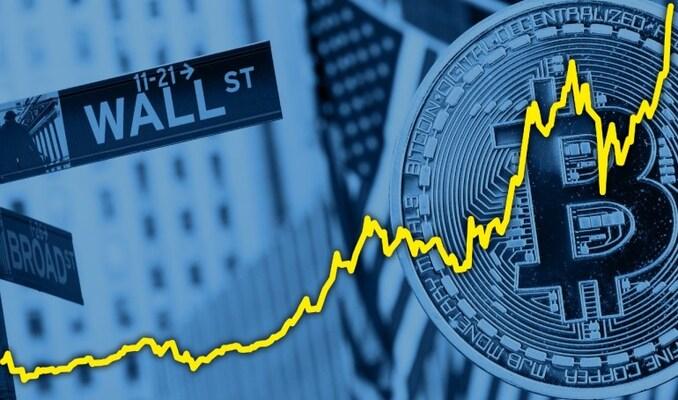 Wall Street devleri kripto paralara akın ediyor Bitcoin